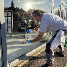 Nettoyage vitrerie et bardage à Mulhouse et dans le Haut-Rhin
